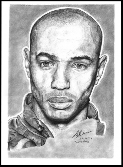 Thierry Henry by Smidge